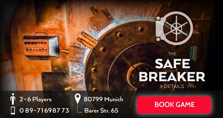 Escape Game The Safe Breaker