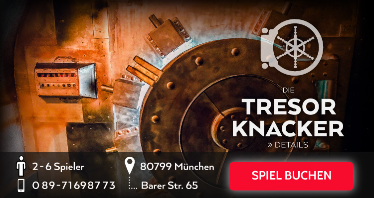 Escape Game - Die Tresor Knacker