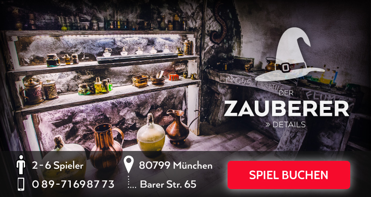 Escape Game - Der Zauberer