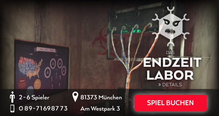 Escape Game - Das Endzeitlabor