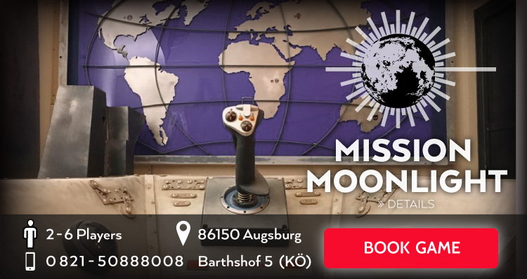 Escape Room - Mission-Moonlight
