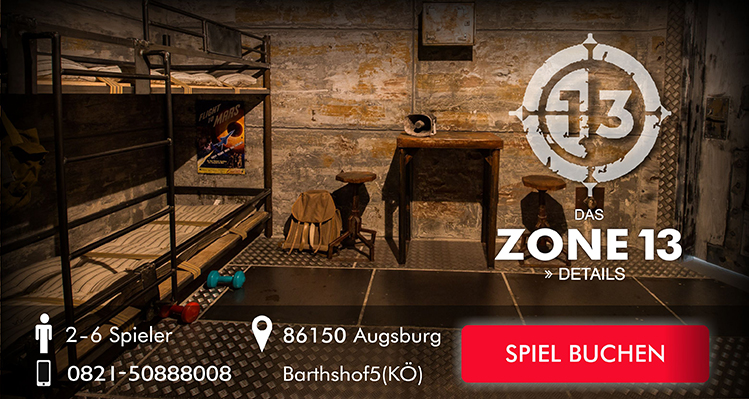Escape Room ZONE 13