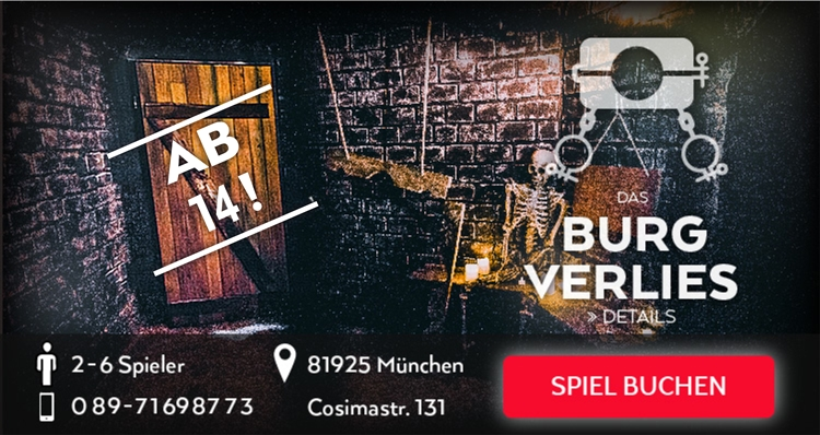 Escape Game - Das Burgverlies