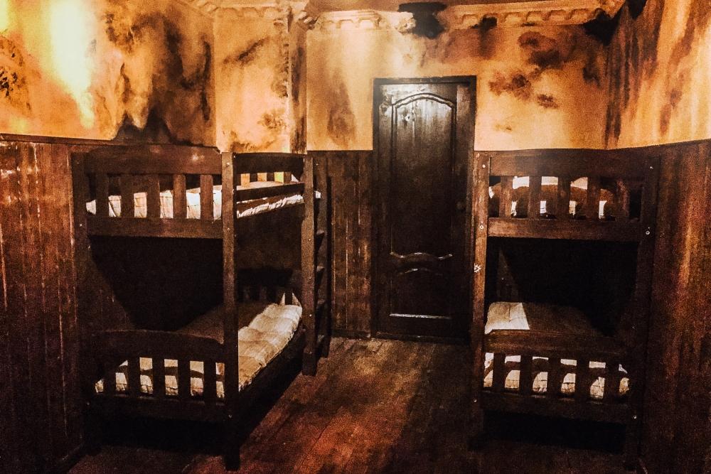 Exit Game das Waisenhaus