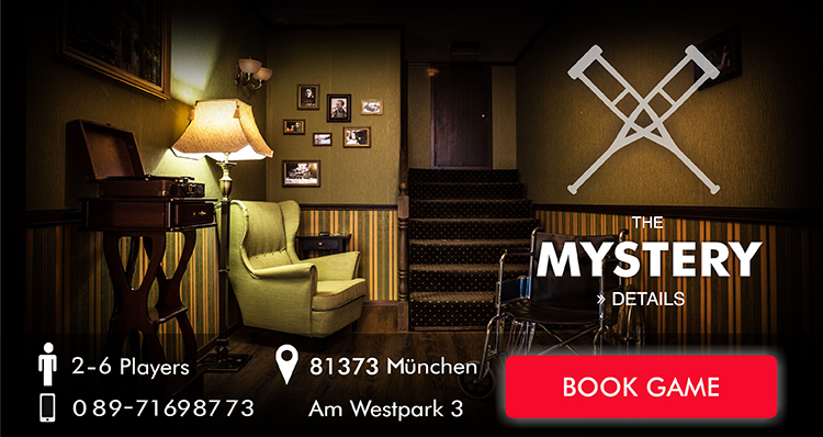 Escape Room The Mystery