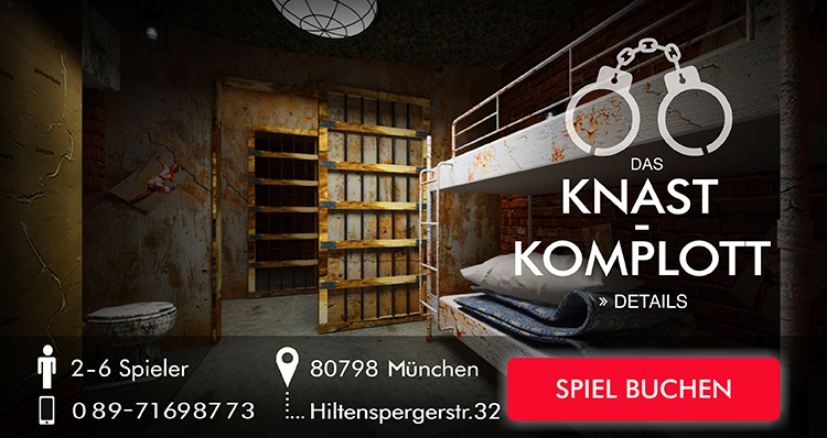 Exit The Room Game: Der Knast-Komplott