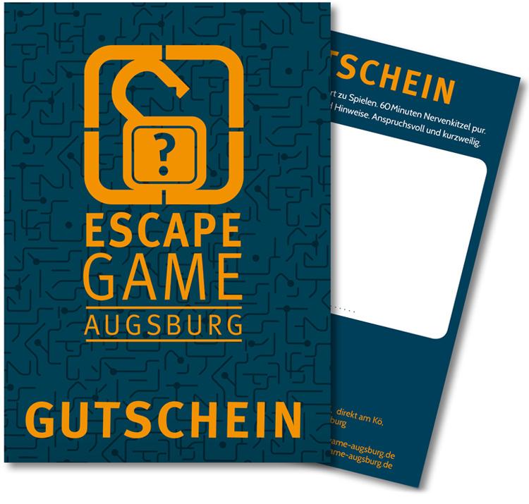 Escape Game Gutschein Augsburg