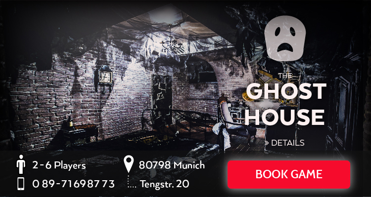 Escape Game The Ghost house