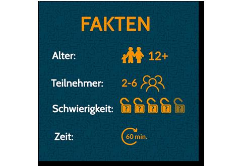 Escapegame Augsburg Zone 13 Fakten