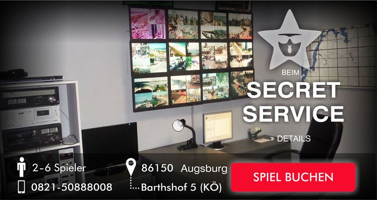 Escape Room - Beim Secret Service