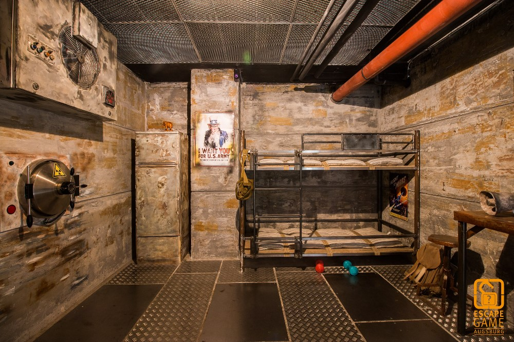 Escape Room Augsburg Zone 13
