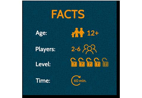 Escapegame Zone 13 Facts