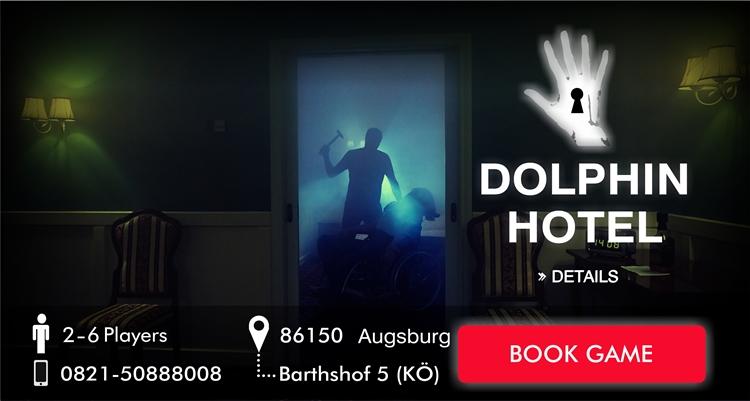 Escape Room - Dolphin Hotel