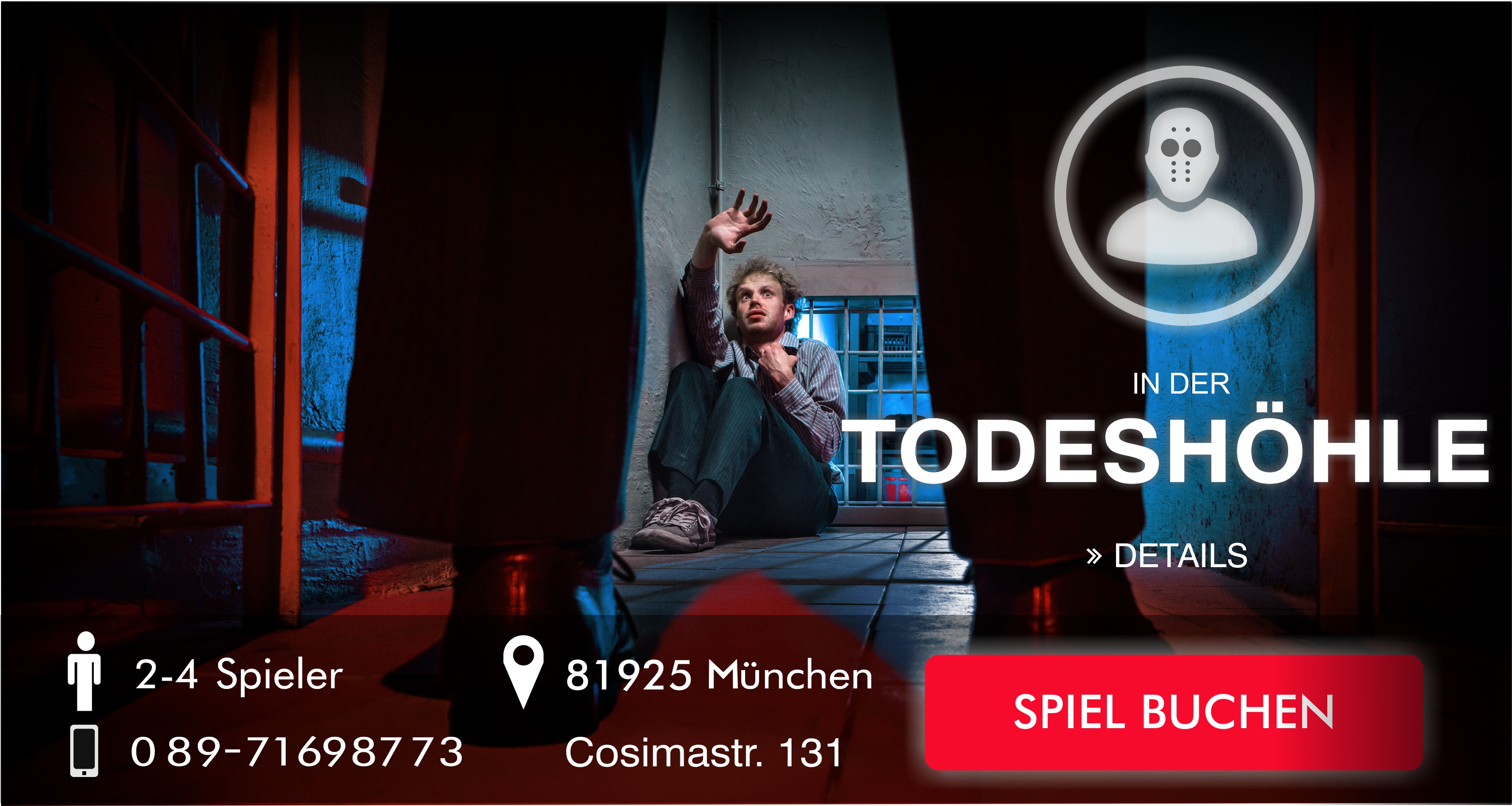 Escape Game München in der Todeshöle