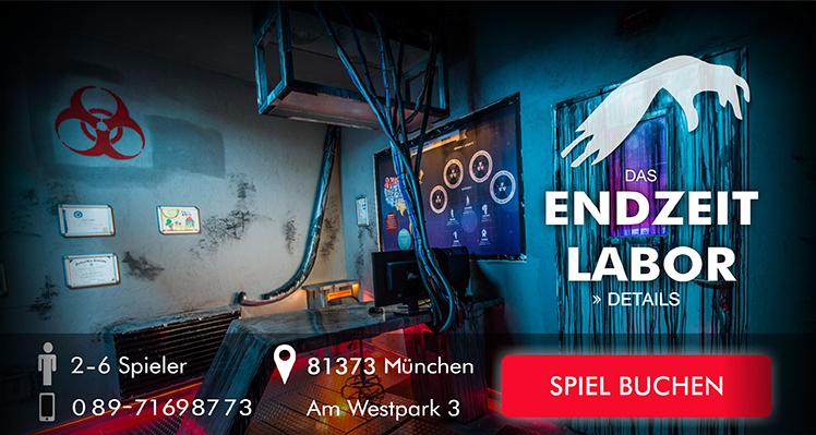 EscapeGame München ENDZEITLABOR