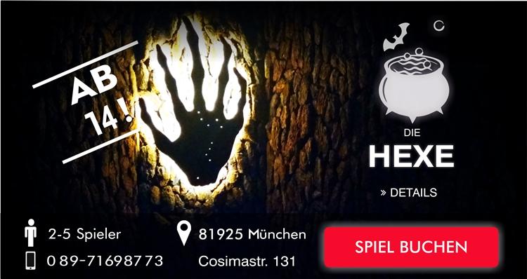 EscapeGame Die HEXE