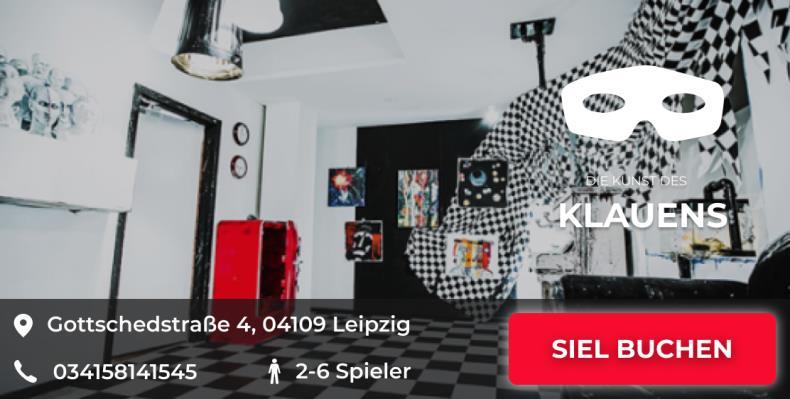 Escapegame Leipzig Die Kunst des Klauens Coming soon