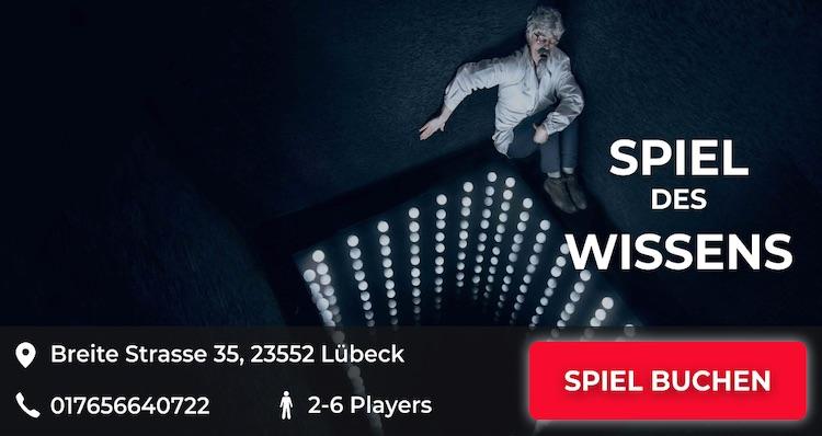Spiel des Wissens - escape game Luebeck